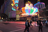 The Gaming Industry of Macao — Stockfoto
