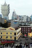 Macau Historic Center — Stock Photo