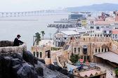 Macau Fisherman's Wharf — Stock Photo