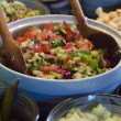 Classic Israeli Salad - Photo