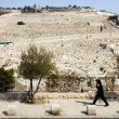 Mount of Olives in Jerusalem Israel — 图库照片