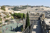 Mount of Olives in Jerusalem Israel — Stock Photo