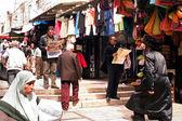 Jerusalem Old City Market — Stock Photo
