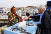 Marseille - frança — Foto Stock