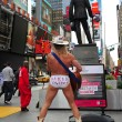 Stock Photo: Time Square in Manhattan New York