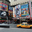 Time Square in Manhattan New York — Stock Photo #21611993