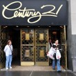 Stock Photo: Century 21 department store