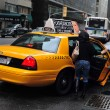 Taxicabs of New York City — Stock Photo #21612255