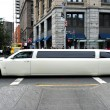 Limousine Service — Stock Photo