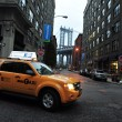 Taxicabs of New York City — Stock Photo #21612399