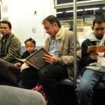 New York City Subway — Stock Photo #21612485