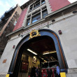 Stock Photo: Hook & Ladder 8 Firestation