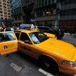 Taxicabs of New York City — Stock Photo #21612755