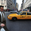 Taxicabs of New York City — Stock Photo #21612795