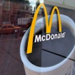Stock Photo: McDonald Restaurant