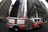 New York City Fire Department — Stock Photo