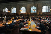 New york public library — Stockfoto