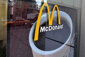 McDonald Restaurant — Stock Photo