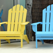Sun Chairs — Stock Photo #22418997