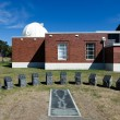 Wellington carter observatory — Stock Photo