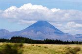 Mt. Ngauruhoe — Stock Photo