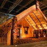 Maori Marae — Stock Photo #22434433