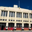 Wellington Fire Station — Stock Photo