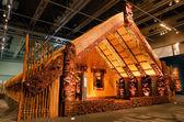 Maori Marae — Stock Photo