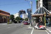 Wellington Cityscape — Stock Photo