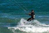 Kitesurfing — Stok fotoğraf