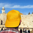 The Wailing Wall - Israel  — Foto de Stock
