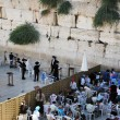 The Wailing Wall - Israel - Stock Photo