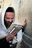 The Wailing Wall - Israel — Stock Photo