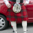 Scottish kilt — Stock Photo #23606111