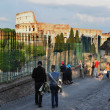 Rome Italy - Stock Photo