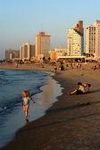 Tel Aviv - Israel — Stock Photo