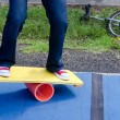 Balance board — Stock Photo