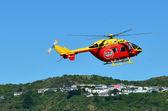 Westpac elicottero di salvataggio - nuova zelanda — Foto Stock