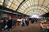 Food Markets — Stock Photo