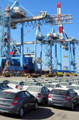 Port d'ashdod - israël — Photo