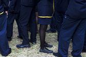 School Uniforms — Stock Photo