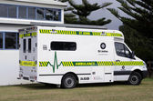 St. John Ambulance — Stock Photo