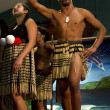 Maori Cultural Show - Stock Photo