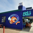 Постер, плакат: Fish and Chip Shop in New Zealand