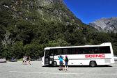 Fiordland New Zealand — Stock Photo