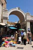 Nazareth Market - Israel — Stock Photo