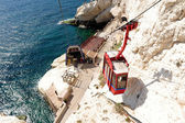 Rosh HaNikra Grottos - Israel — Stock Photo