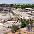 Ancient Beit Shean - Israel — Stock Photo
