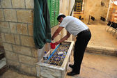 Hebron - Israel — Stock Photo