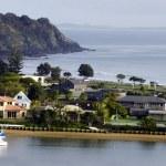 Taipa Bay - New Zealand — Stock Photo